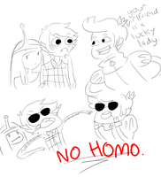 AT: No homo bro by CosmicNarwhal