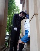 Sebastian and Ciel- Remember What I Am, You BRAT by DreamsOverRealityCos