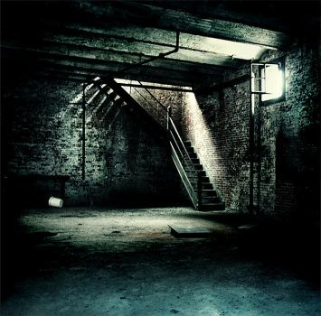 Don't Look In the Basement by AnthonyPresley