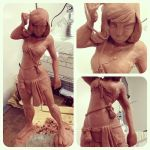 Memoria- Sculpture by christy-mac