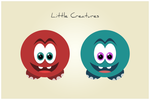 133 Little Creatures (freebie by pixelcave) by pixelcave