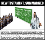 New Testament SUMMARIZED by paradigm-shifting
