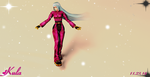 King of the Fighters -- Kula by M00n-L4dY