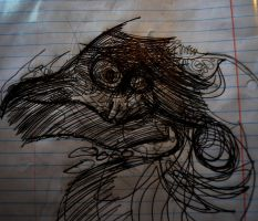 Wasted Ink On Wasted Paper by tastybedsore