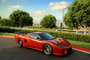 Acura NSX COGNAC Forged by doublegx3