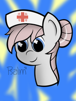 Nurse Redheart Day #1 by Psalmie