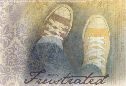 Frustrated Shoes by hls-mircea
