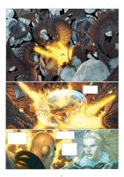 Metabaron page by TattoDurden