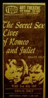 Romeo and Juliet ADULTS ONLY by burning-shark