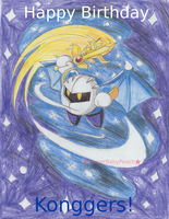 |B-Day Gift|Strongest Knight in the Galaxy!| by SuperBabyPeach