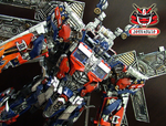 LEADER CLASS TF DOTM ULTIMATE PRIME 17 by wongjoe82