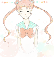 Palette Challenge: Sailor Moon by Yumi-Nyan
