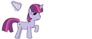 Twilight Sparkle by buttercup234