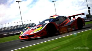 GT5: SuperGT Series GT300 by racetrackk1ng