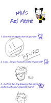 Brunos Art Meme Thingy XD by gridcube
