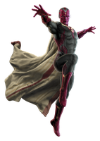 AVENGERS age of Ultron : Vision by steeven7620