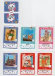 ARISTOCATS LITTLE CARD COLLECTION by BOHEMIAWILDSHADOW