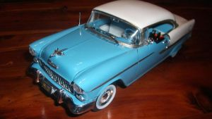 1955 Chevy Belair by vash68