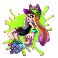 Splatoon by Mafer