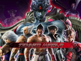 Tekken World v2 by jin-05