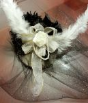 Feather Headpiece 1 by koneji