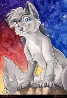 ACEO - Sharley by theOlven