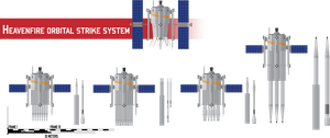Heavenfire Orbital Strike System by Afterskies
