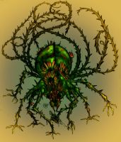 Spiderweed by slithercat