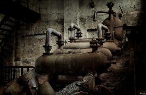 distillation by Haszczu