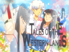 Tales of the Western Lands Prologue(PDF) by LadySesshy