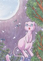 Mew's Night by LuckyAngelausMexx