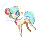 Coco Hat Butt by TechTechno