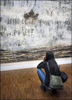 Anselm Kiefer Exhibition - 4 by SUDOR
