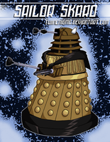 Sailor Skaro by TwinEnigma