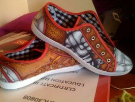 Assassins' Creed Shoes2 by anarchy-99