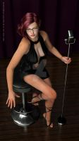 Digital Beauty Series - Singer (2014) by Digital-Beauty-Serie