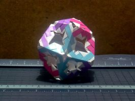 Octahedron From Ninja Star modified modules by Clobenzorex
