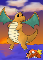 The Majestic Dragonite: Now in Colour by 1-4m-m3