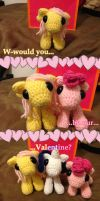 Be Our Valentine by Ignition4596