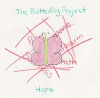 Hope - The Butterfly Project by Klaine-rulz