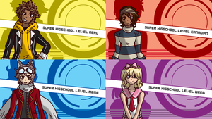 SHSL Anime by Kame-Ghost