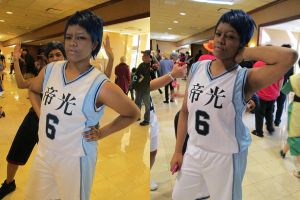 KuroBasu: The Only One Who Can Photobomb Me... by InuKid