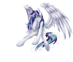 Request: Angel Wing by dreampaw