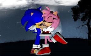 Sonamy - Follow me by Rachidna