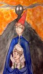 Over the Garden Wall by xLizzax