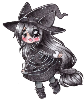 The Pitch witch by Anniichu
