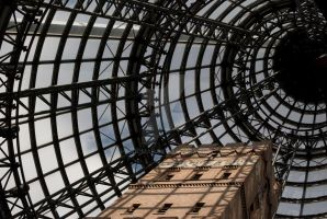 Melbourne Central by Hebdomad