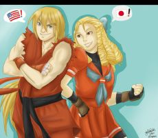 SF3: RED TEAM by GiselleRocks