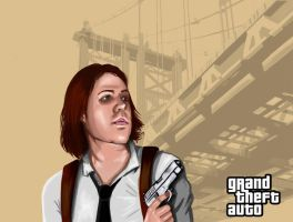 GTA Style... Kinda :D by AngelTrent