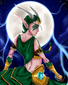 Ysera the dreamer by Shraeliah